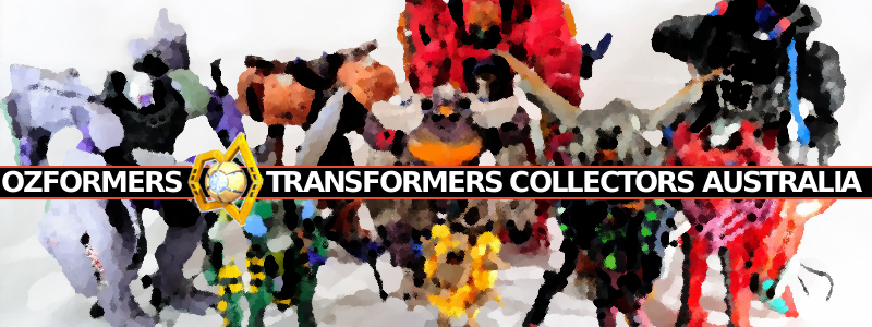 Ozformers Transformers Collectors Australia