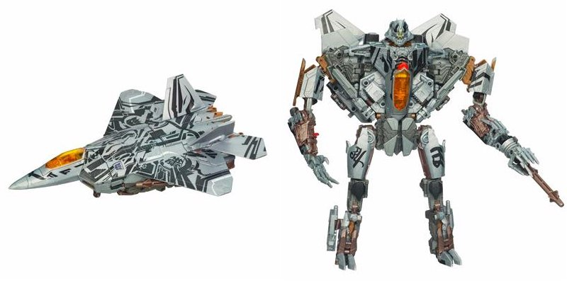 Toy Review - HFTD Leader Starscream - Ozformers ...