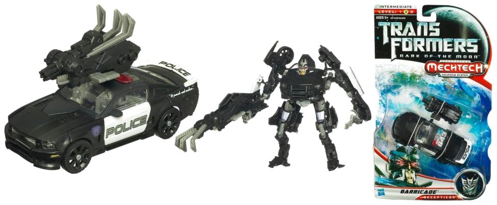 toy review dotm deluxe barricade ozformers transformers club of australia otcacomau